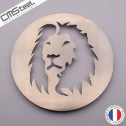 Dessous de Verre Lion