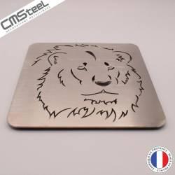Dessous de Plat Lion