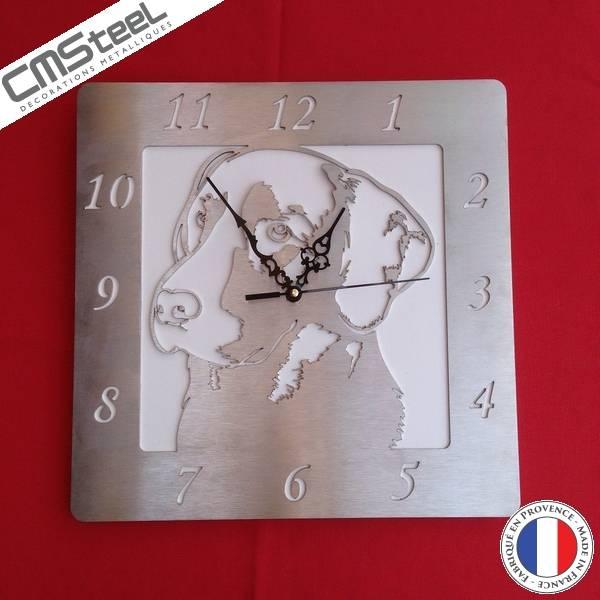 Horloge Labrador