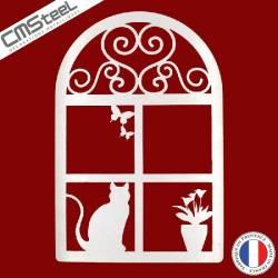 Dessous de Plat Chat + Fenetre