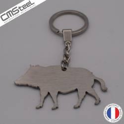 Porte clés Sanglier