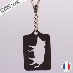 Porte clés Sanglier 2