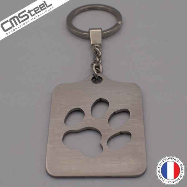 Porte clés Patte de Chat