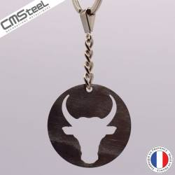 Porte clés Signe Astrologique - Taureau