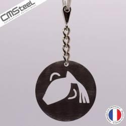 Porte clés Signe Astrologique - Verseau