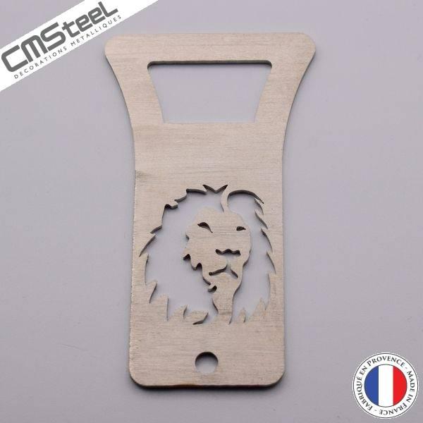 Décapsuleur Lion